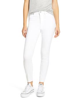 Hilary High Waist Velveteen Skinny Jeans by Articles Of Society