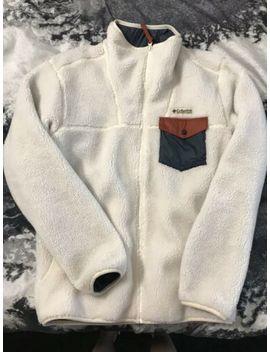 Columbia Fleece Jacket White Size S by Ebay Seller