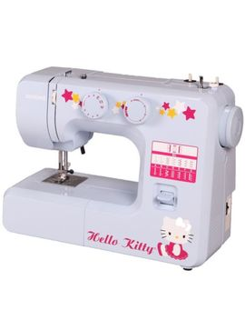 Janome 15312 Hello Kitty Easy To Use Sewing Machine With Aluminum Interior Frame by Janome