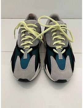 Yeezy Adidas Wave Runner Boost 700 Size 8 Worn One Time by Yeezy