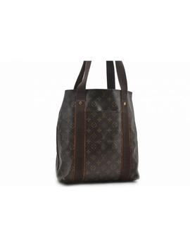 Beaubourg Cloth Handbag by Louis Vuitton