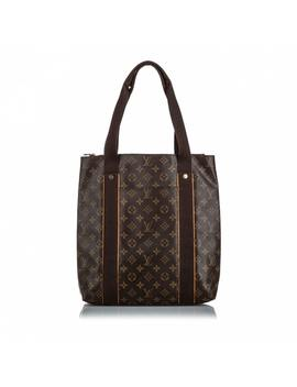 Cloth Beaubourg Tote by Louis Vuitton