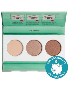 Enchanted Mountains Three Eyeshadow Palette by Sephora Collection