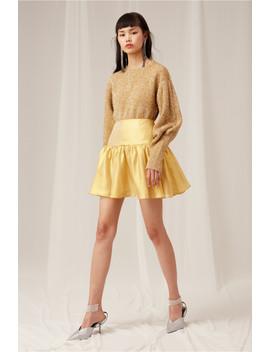 Caution Skirt by Bnkr