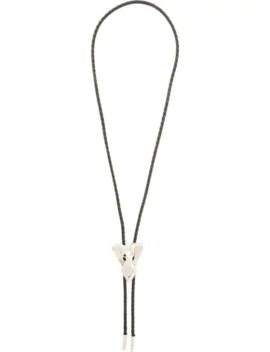 Horse Pendant Necklace by Toga Virilis