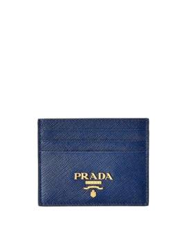 Prada Saffiano Leather Card Case   No Size by Prada