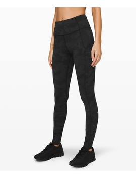 """Fast And Free Tight 31"""" Non Reflective Online Only Nulux™ by Lululemon"""