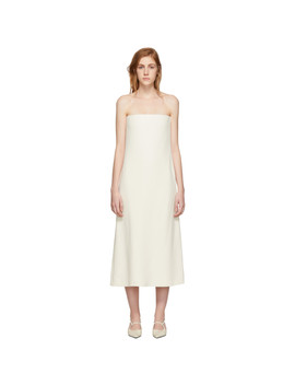 Off White Paola Dress by The Row