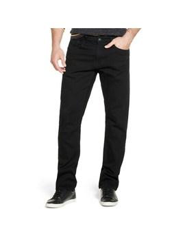 Men's Izod Comfort Stretch Straight Fit Jeans by Izod
