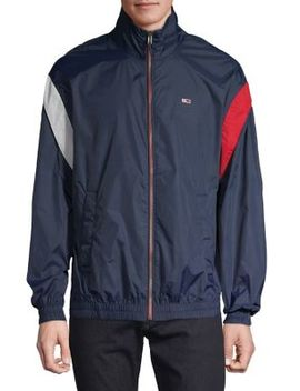 Full Zip Tommy Classic Jacket by Tommy Hilfiger Denim