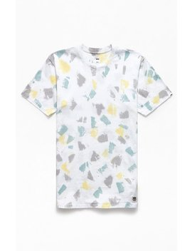 Vans Tie Dyed Elevated T Shirt by Pacsun