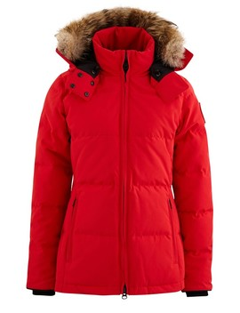 Chelsea Parka by Canada Goose