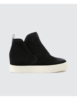 Walker Sneakers In Blackwalker Sneakers In Black by Dolce Vita