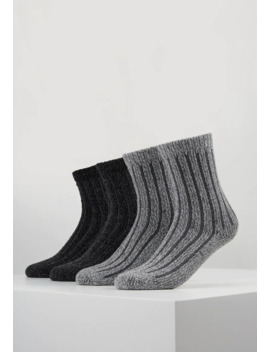 Unisex Fashion Hygge 4 Pack   Socks by S.Oliver