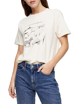 Love Your Other Kind Organic Cotton Tee by Topshop