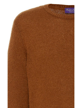 Cashmere Silk Sweater by Ralph Lauren