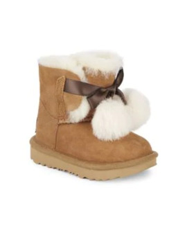Kid's Gita Shearling Boots by Ugg