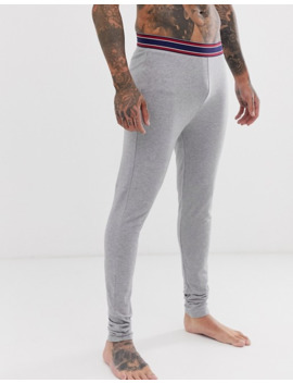 Asos Design Meggings In Gray Marl Organic Cotton by Asos Design