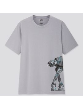 Star Wars Forever Ut Stash (Short Sleeve Graphic T Shirt) by Uniqlo