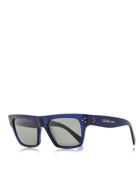 Celine Sunglasses Sc 1748 Blue by Celine