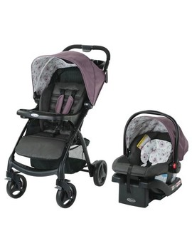 Graco Verb Click Connect Travel System   Gracie by Graco