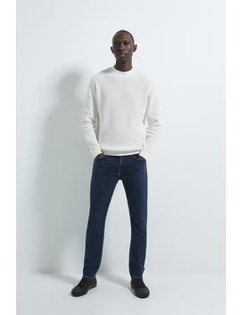 Jeans BÁsicos Slim by Zara