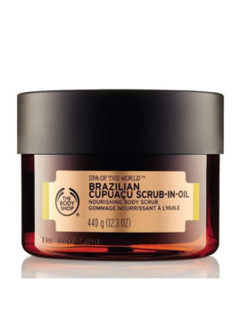 Spa Of The World™ Brazilian Cupuaçu Exfoliating Scrub In Oil Ask & Answer by The Body Shop
