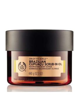 Spa Of The World™ Brazilian Cupuaçu Exfoliating Scrub In Oil Ask & Answer by The Body Shop