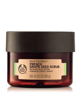 Spa Of The World™ French Grape Seed Scrub Ask & Answer by The Body Shop