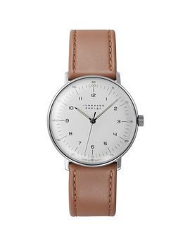 Unisex Junghans Max Bill Handwinding Mechanical Watch 027/3701.00 by Junghans