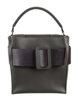 Leather Devon Bag by Boyy