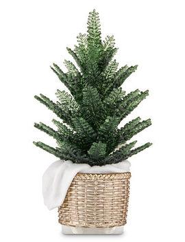 Potted Pine Nightlight\N\N\N Wallflowers Fragrance Plug    by Bath & Body Works