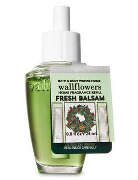 Fresh Balsam\N\N\N Wallflowers Fragrance Refill    by Bath & Body Works