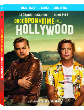 Once Upon A Time In Hollywood (Blu Ray + Dvd + Digital Copy) by Sony Pictures