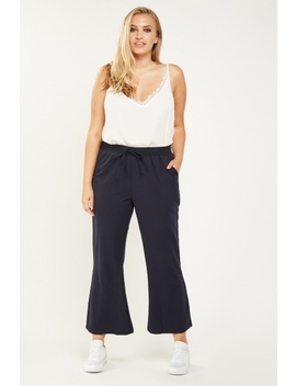 Wide Leg Jogger Pants by Everything5 Pounds