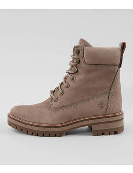 Courmayeur Valley Leather Boot by Timberland®