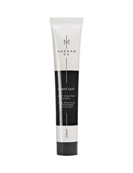 Night Out Shaving Cream, 100ml by Marram Co