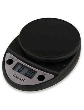 Escali® Primo Digital Kitchen Scale by Bed Bath And Beyond
