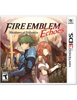 Nintendo 3 Ds by Fire Emblem Echoes: Shadows Of Valentia Standard Edition