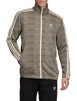 Adicolor Tartan Track Jacket by Adidas Originals