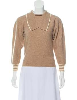 Wool Knit Sweater by Sonia Rykiel