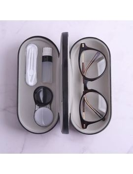 Kazzed   Contact Lens & Eyeglasses Case by Kazzed