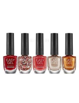 The Face Shop   Easy Gel Winter Wishes (10 Colors) by The Face Shop