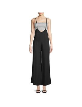 Love Sadie Women's Jordan Suspender Jumpsuit by Love Sadie