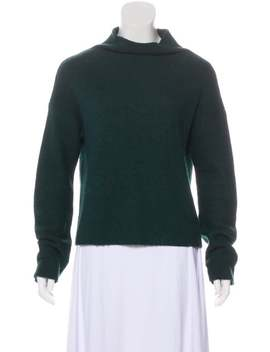 Alpaca Turtleneck Sweater by Cédric Charlier