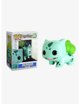 Funko Pokemon Pop! Games Bulbasaur Vinyl Figure by Hot Topic