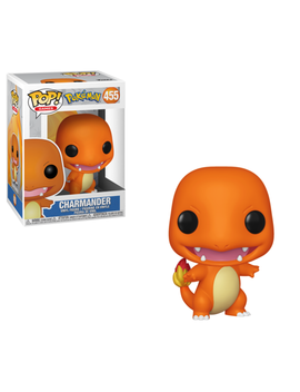 Funko Pop! Games: Pokémon   Charmander by Funko