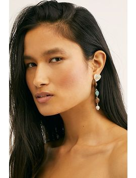 Lucia Heart Earrings by Free People