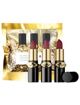 Lust: Mini Matte Trance™ Lipstick Trio by Pat Mc Grath Labs