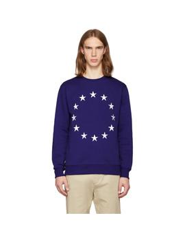 Blue Story Europa Sweatshirt by Études